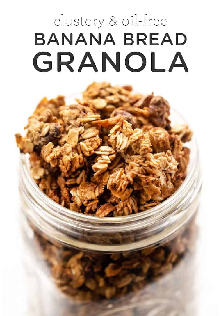 The Best Banana Granola Recipe