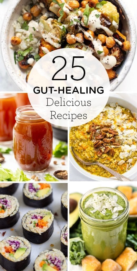 25 Gut-Healing Delicious Recipes