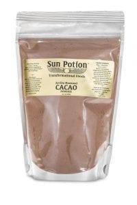 Sun Potion Raw Cacao Powder