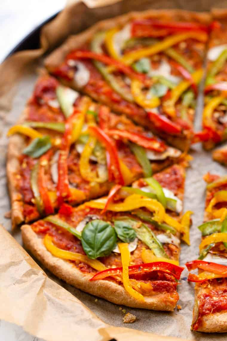 Best Gluten-Free Almond Flour Pizza Crust