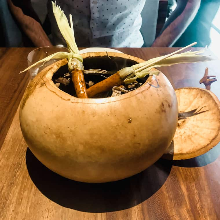 Pujol Food in Mexico City