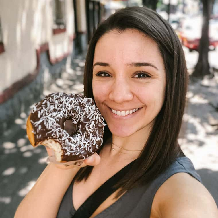 Vegan Donut Pan Gabriel Mexico