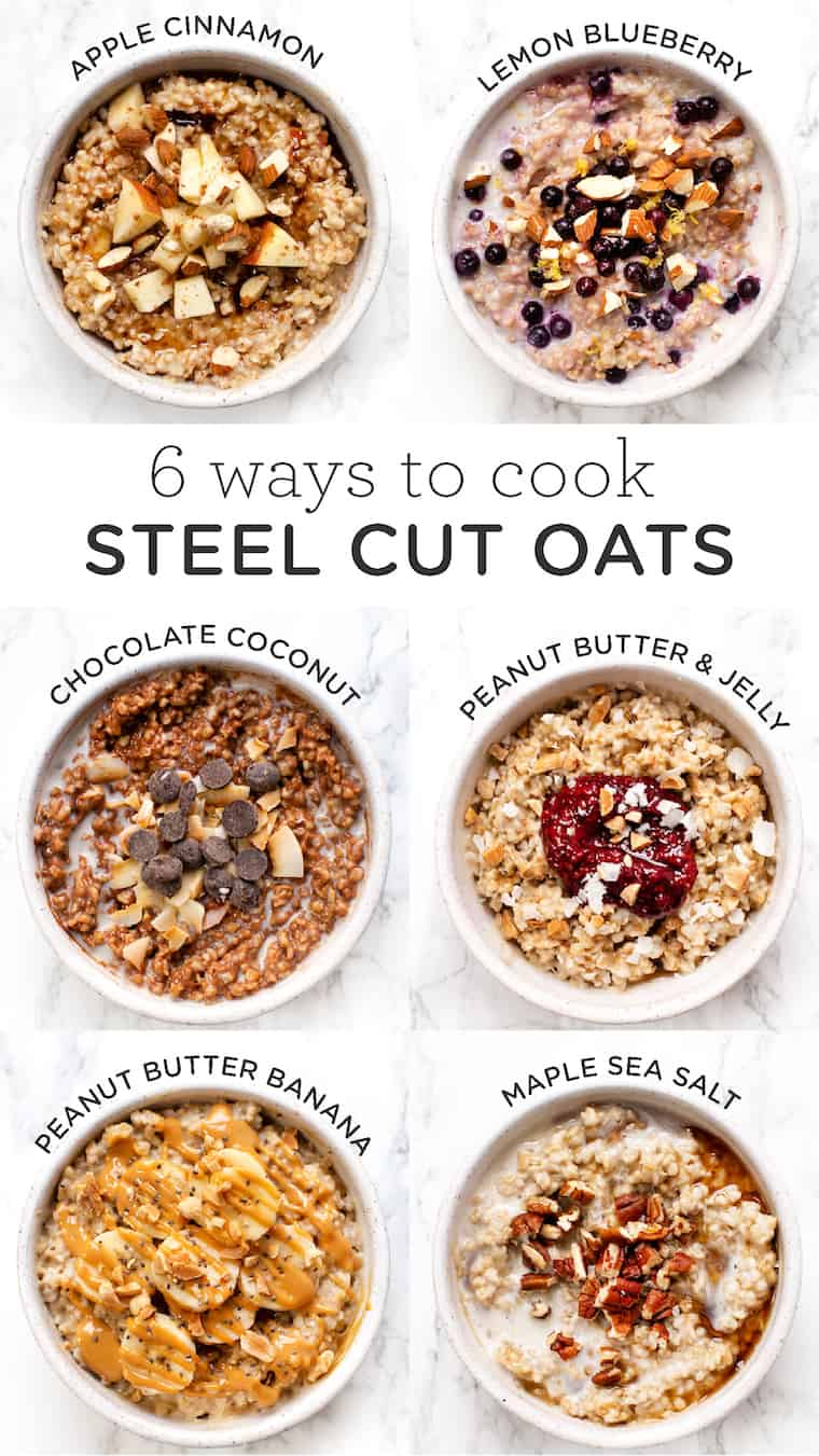 Ways to Cook Oatmeal