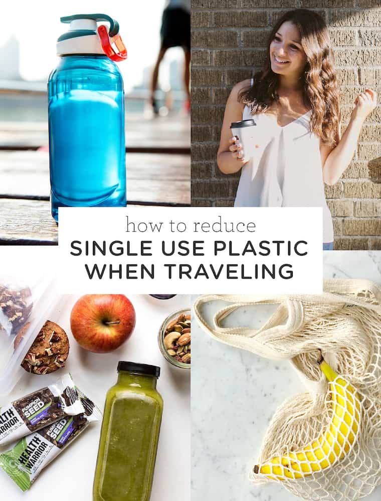 How to Reduce Single Use Plastic
