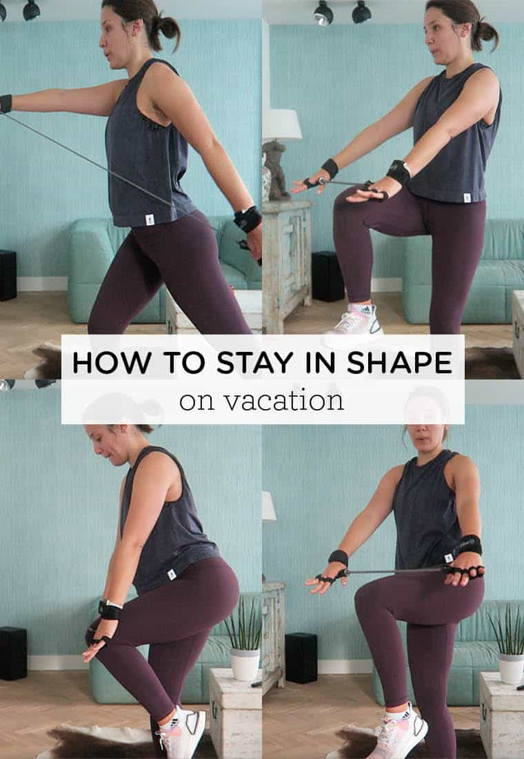 Tips to Stay in Shape on Vacation