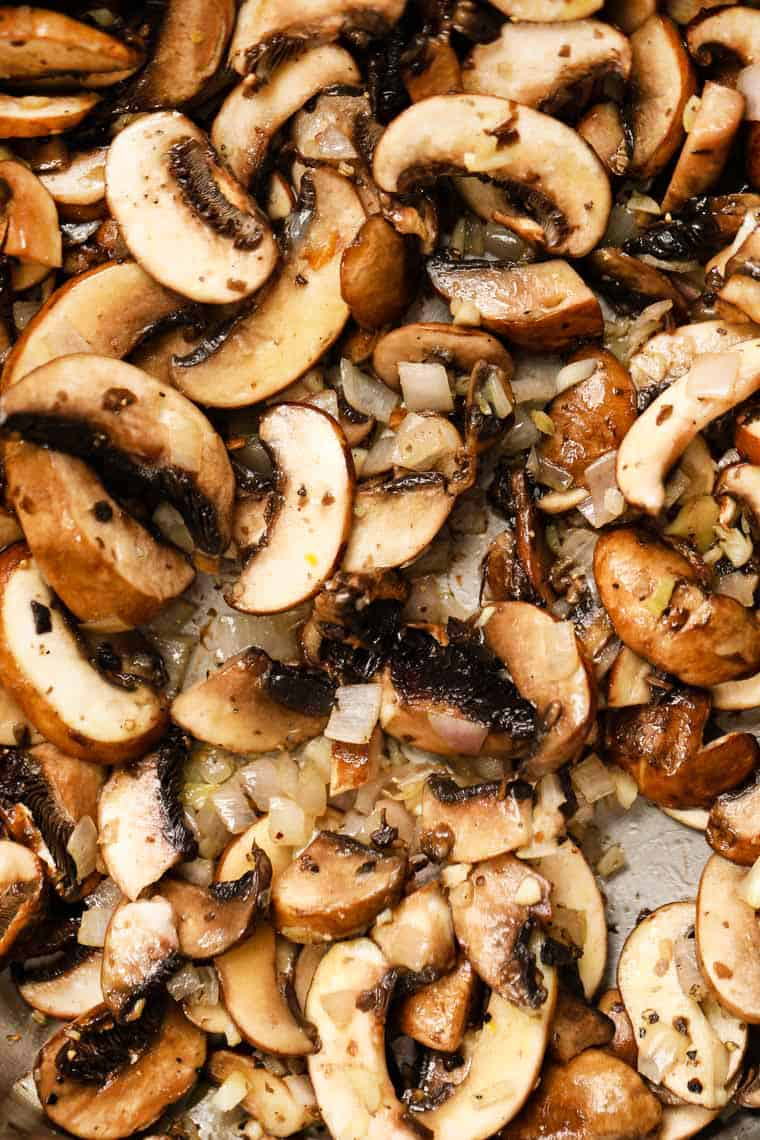 How to Season Mushrooms