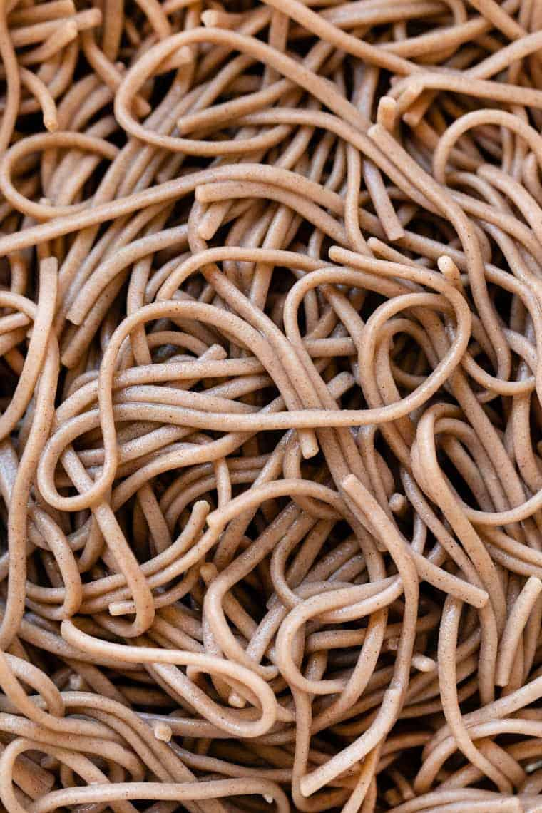 Are Soba Noodles Gluten-Free?