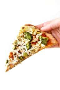 Best Quinoa Flour Pizza
