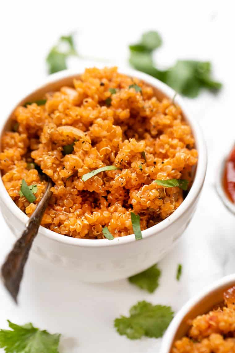 Easy 5 Ingredient Quinoa