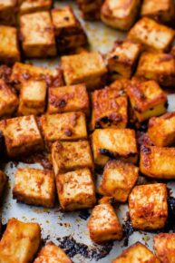 Chipotle Baked Tofu