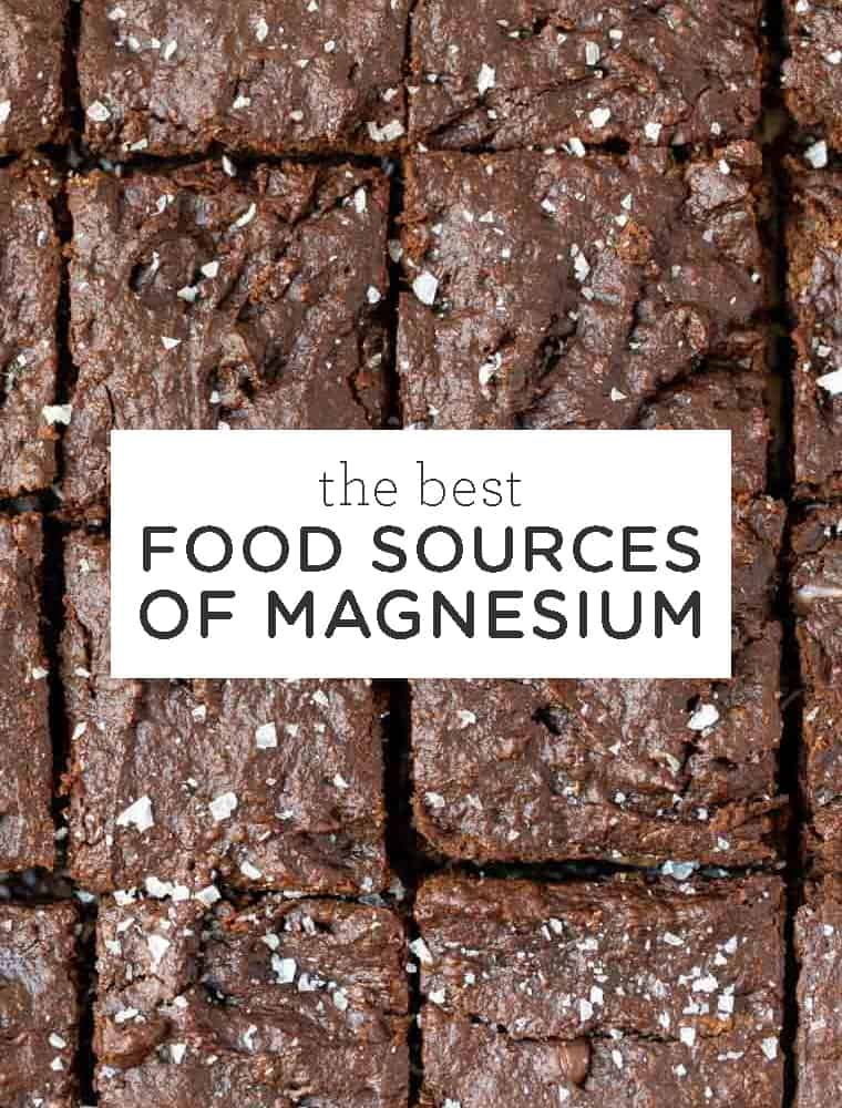 Food Sources of Mangesium
