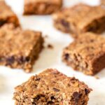 Vegan and Gluten-Free Oatmeal Bars