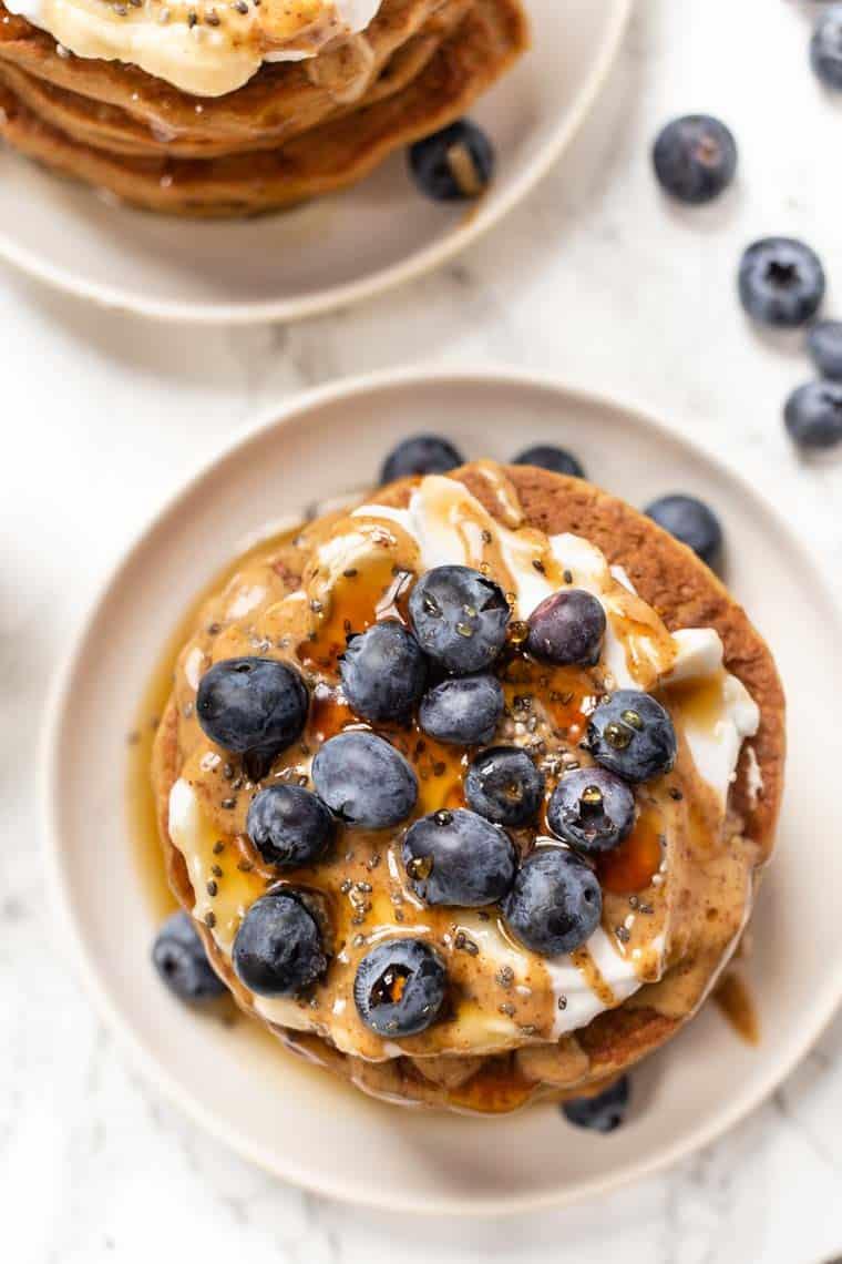 Gluten-Free Quinoa Pancake Recipe