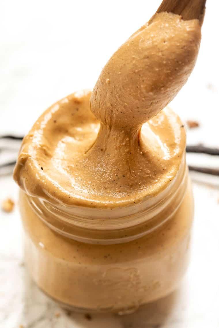 Healthiest Homemade Cashew Butter