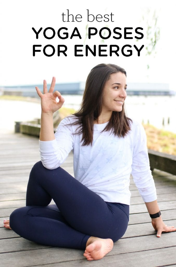 10 Best Yoga Poses for Energy