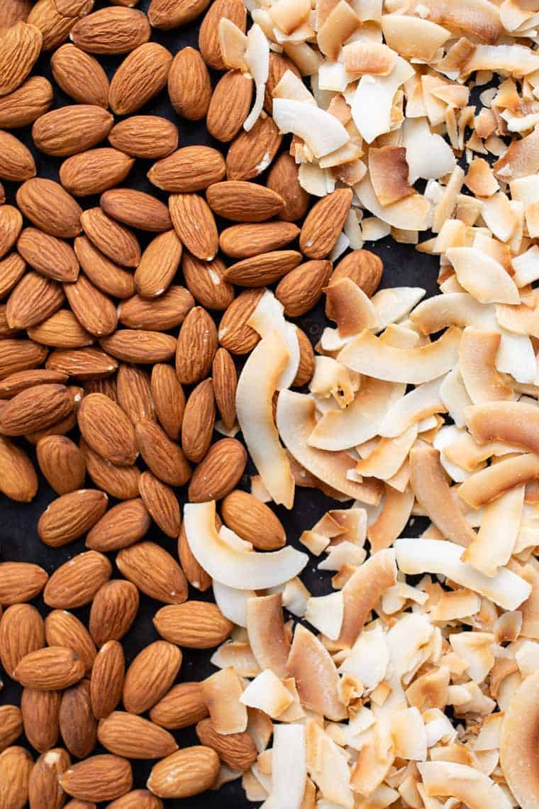 How to Make Coconut Almond Butter