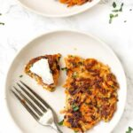 The Best Veggie Fritter Recipe