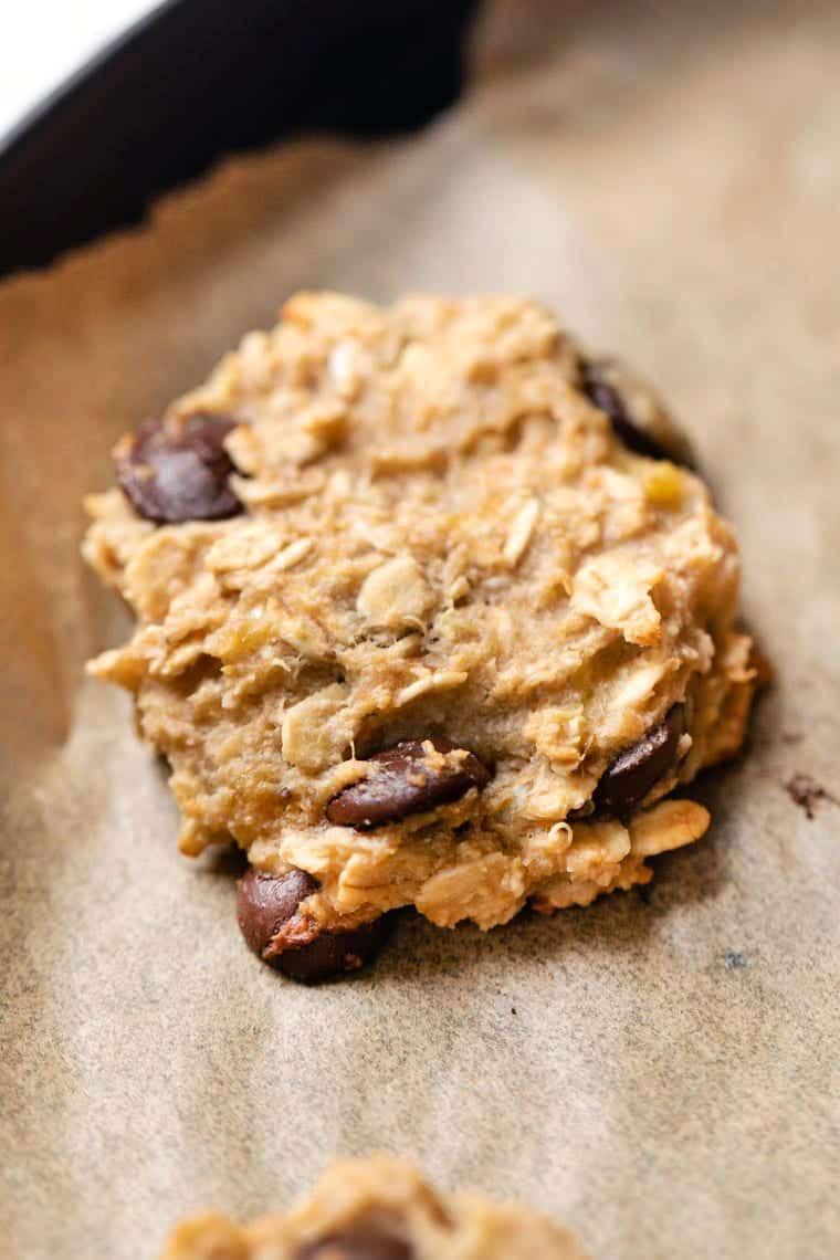 Oatmeal Chocolate Chip Breakfast Cookies