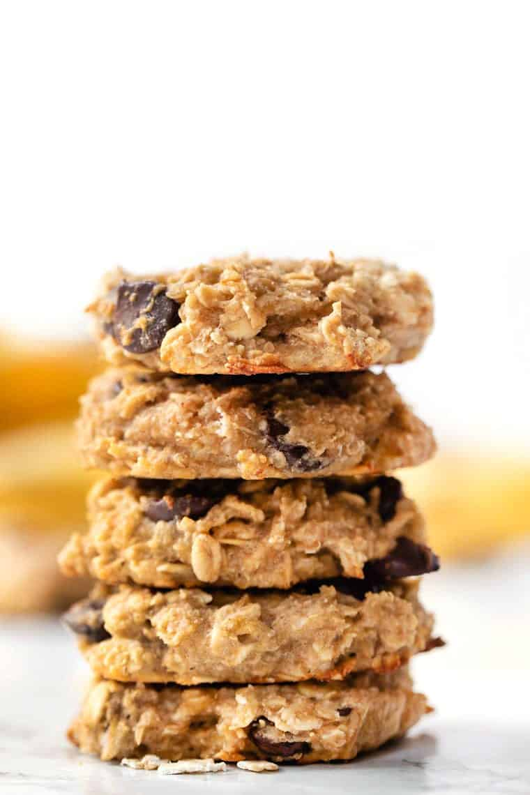 Healthy Oatmeal Chocolate Chip Cookie Recipe