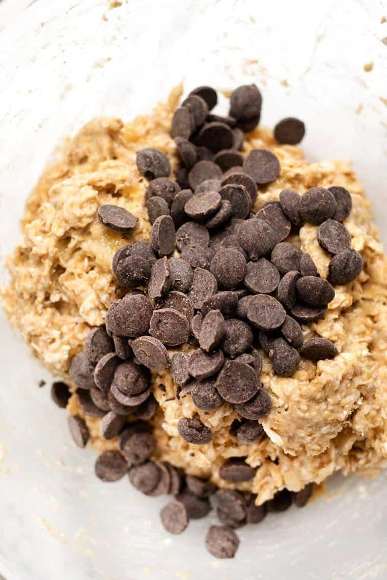 How to make Banana Oatmeal Cookies