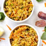 Healthy Middle Eastern Quinoa Recipe