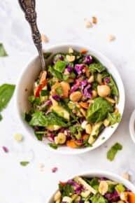 Vegan Thai Chopped Salad