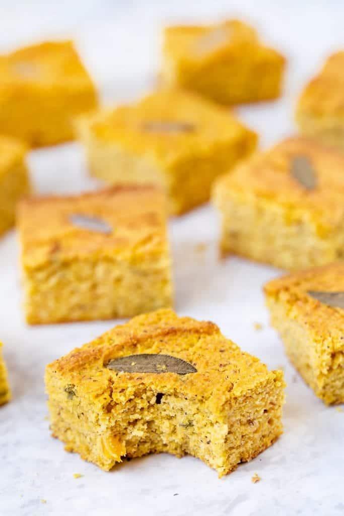 Vegan Gluten Free Cornbread Recipe