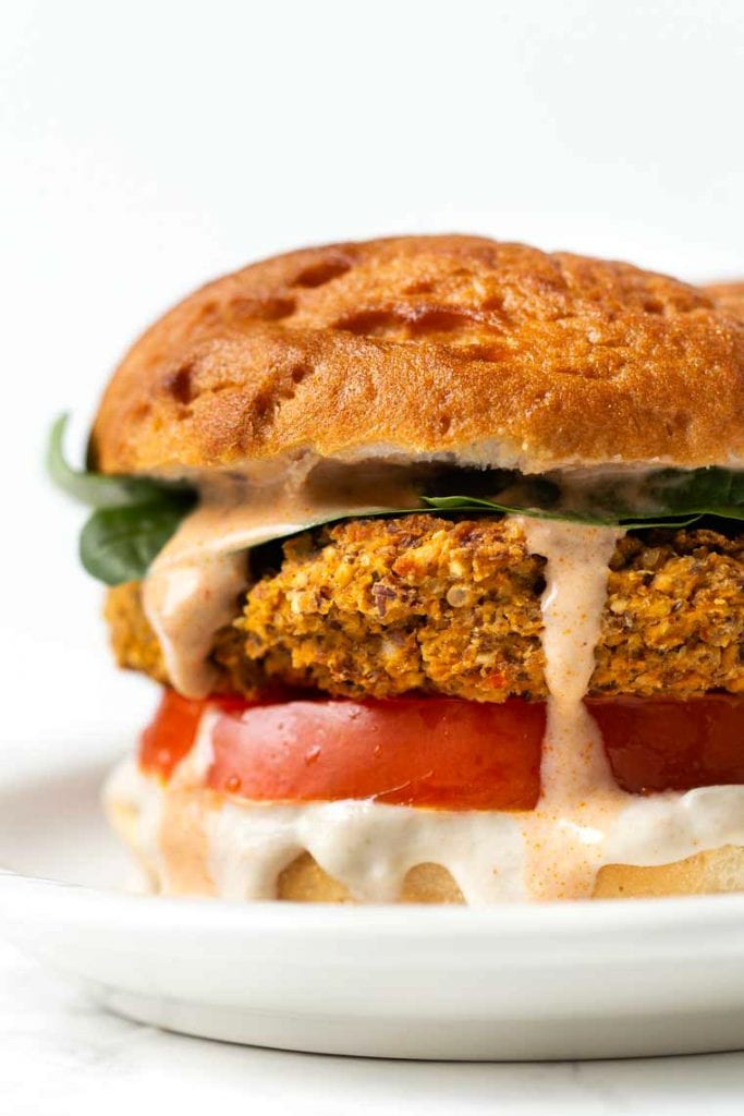 Best White Bean Burgers Recipe