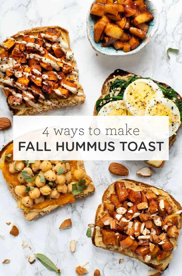 Best Hummus Toast Recipes