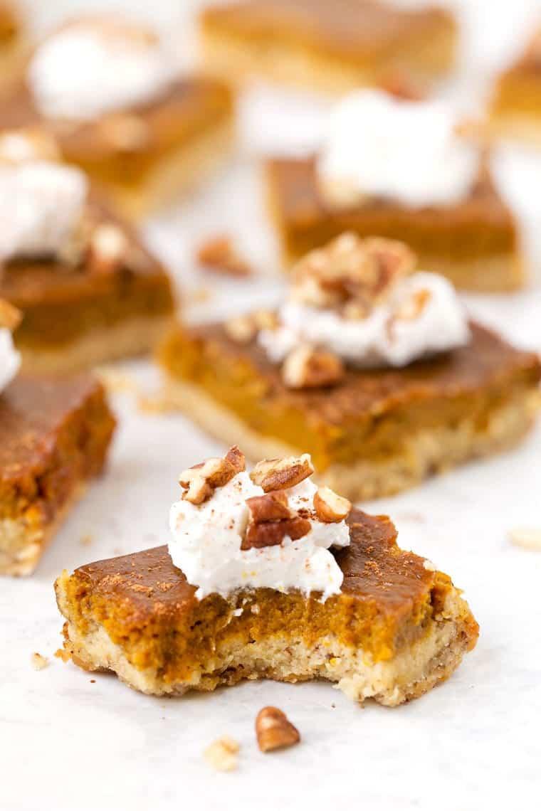 Best Gluten-Free Pumpkin Pie