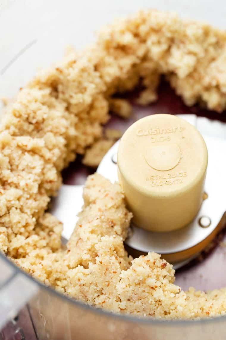 Almond Flour Pie Crust Ingredients