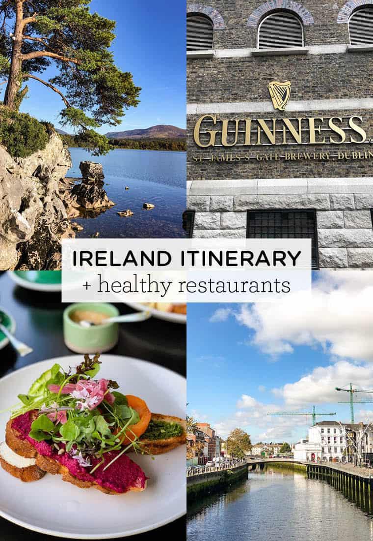 Quick 4 Day Ireland Itinerary
