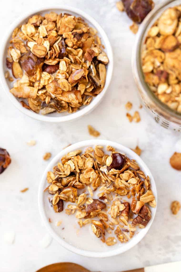 Best Healthy Nut Granola Recipe