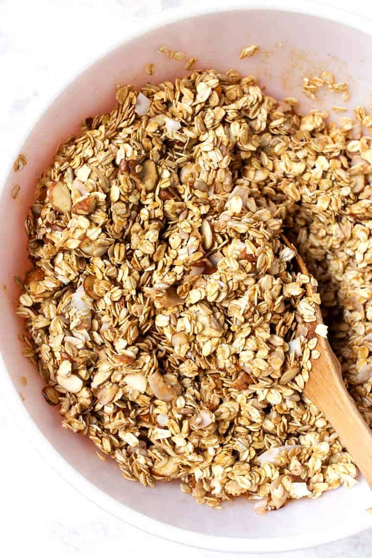 How to Make Healthy Granola