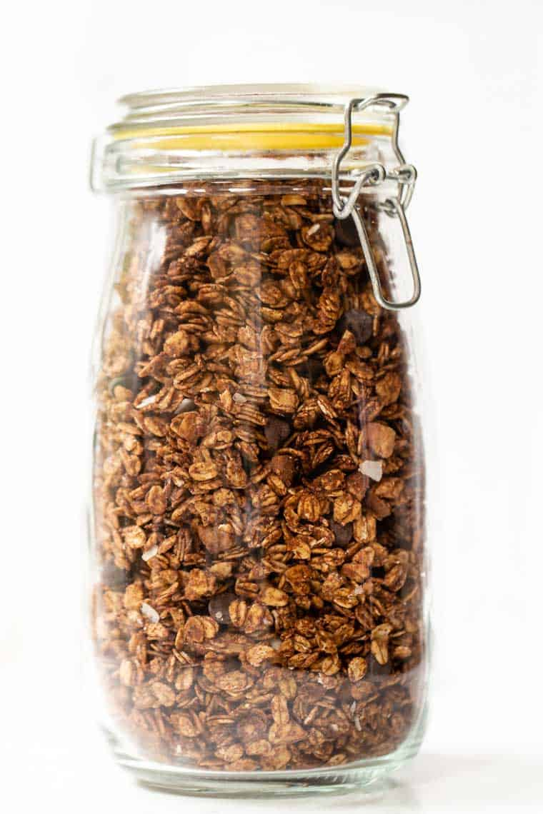 Oil Free Vegan Granola Recipe
