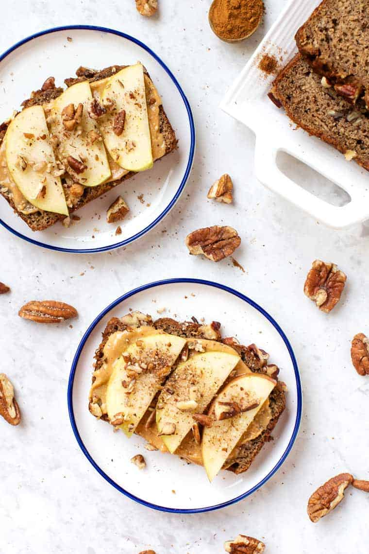 Best Apple and Banana Bread Recipe