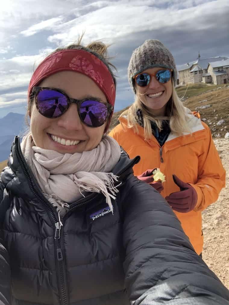2 months in Europe recap in Dolomites