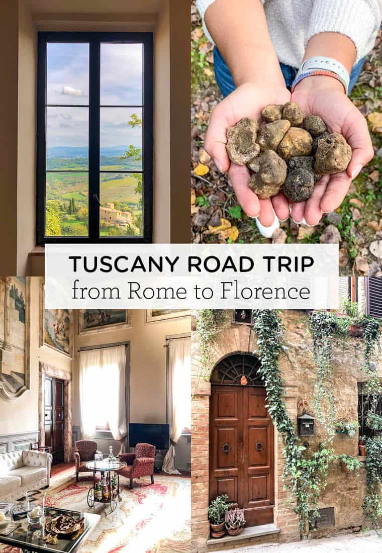 Tuscany Road Trip Guide