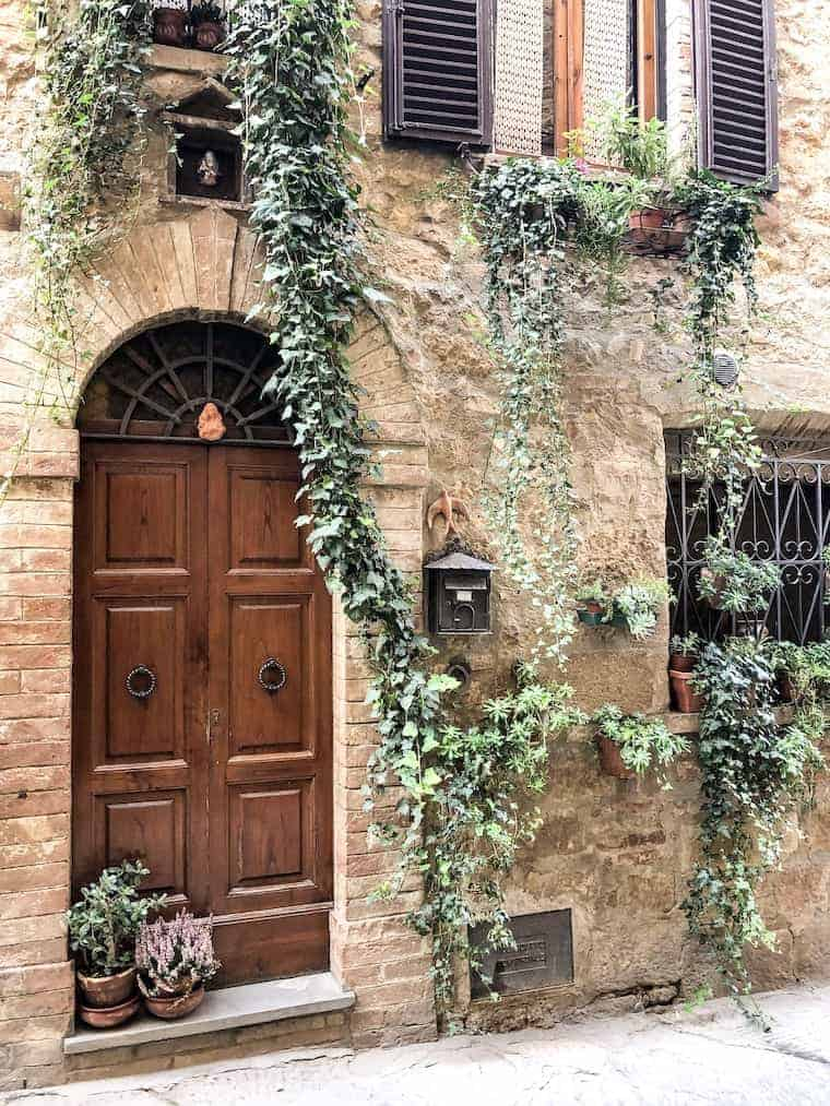 Beautiful Tuscan Town