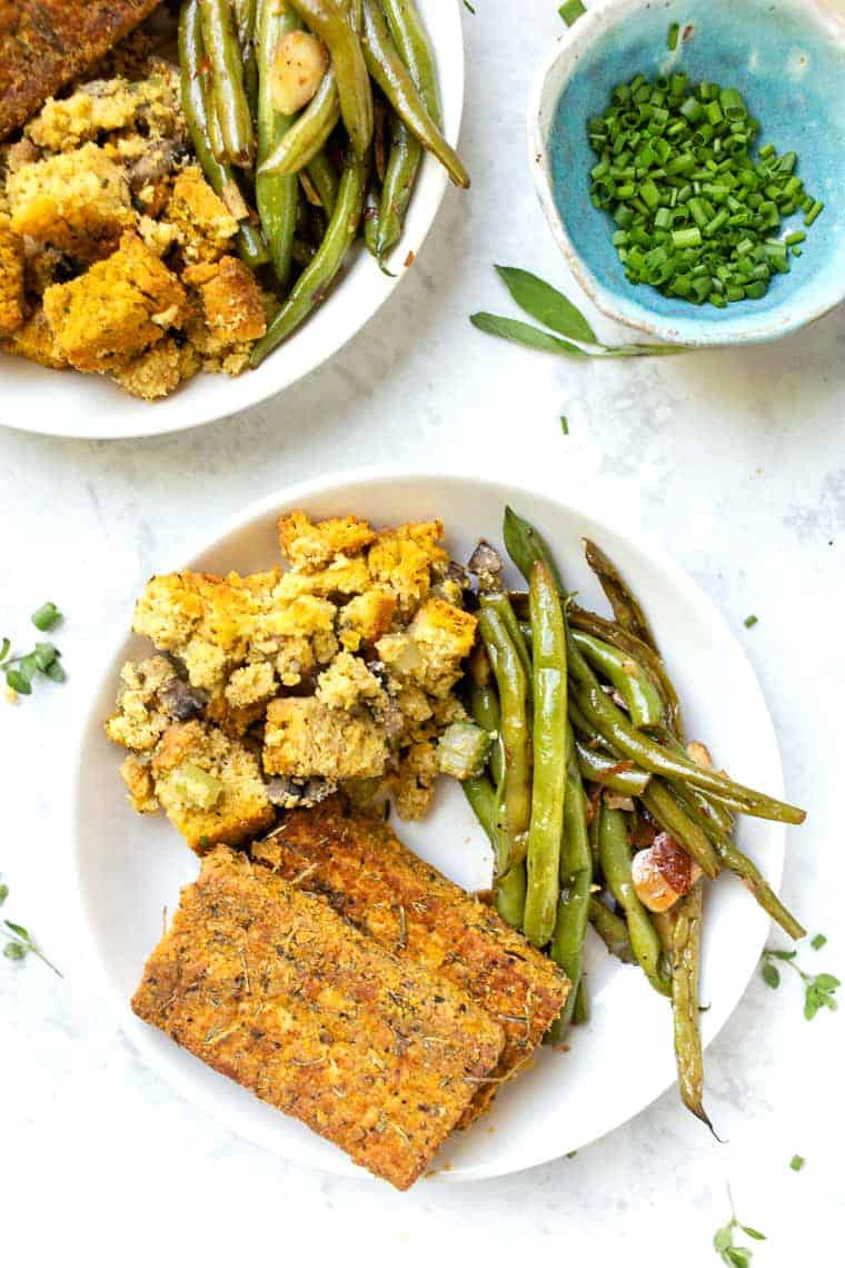 Best Vegan Cornbread Stuffing Recipe