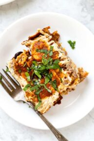 Best Vegan Enchiladas with Black Beans