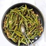 Best Garlic Green Beans Recipe