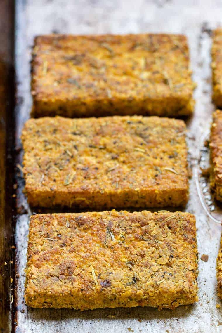 Best Crispy Baked Tofu Recipe