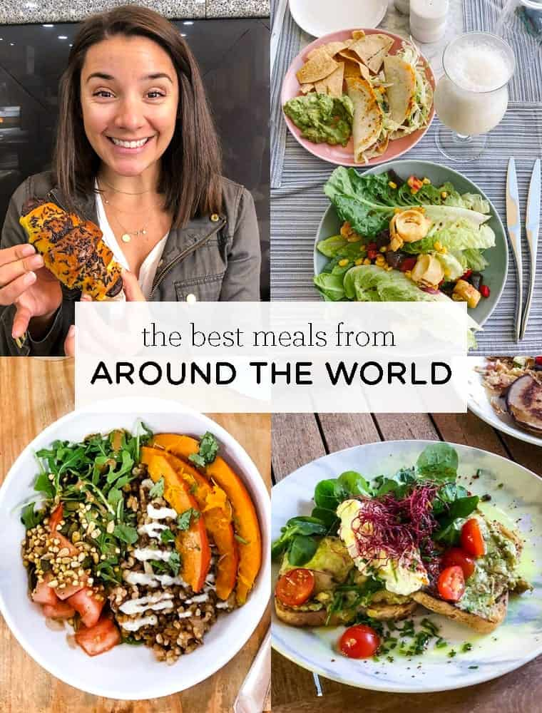 The Best Meals From Around the World