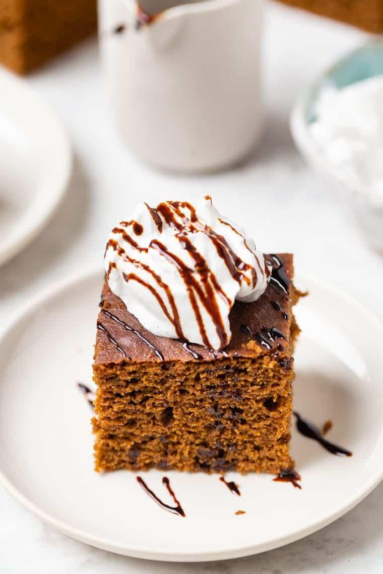 Gluten-Free Gingerbread Cake Recipe