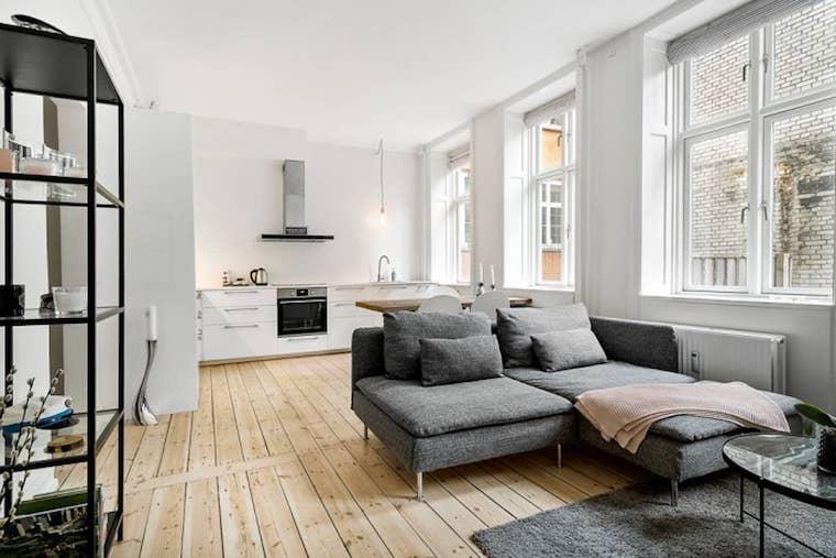 Modern Airbnb in Copenhagen