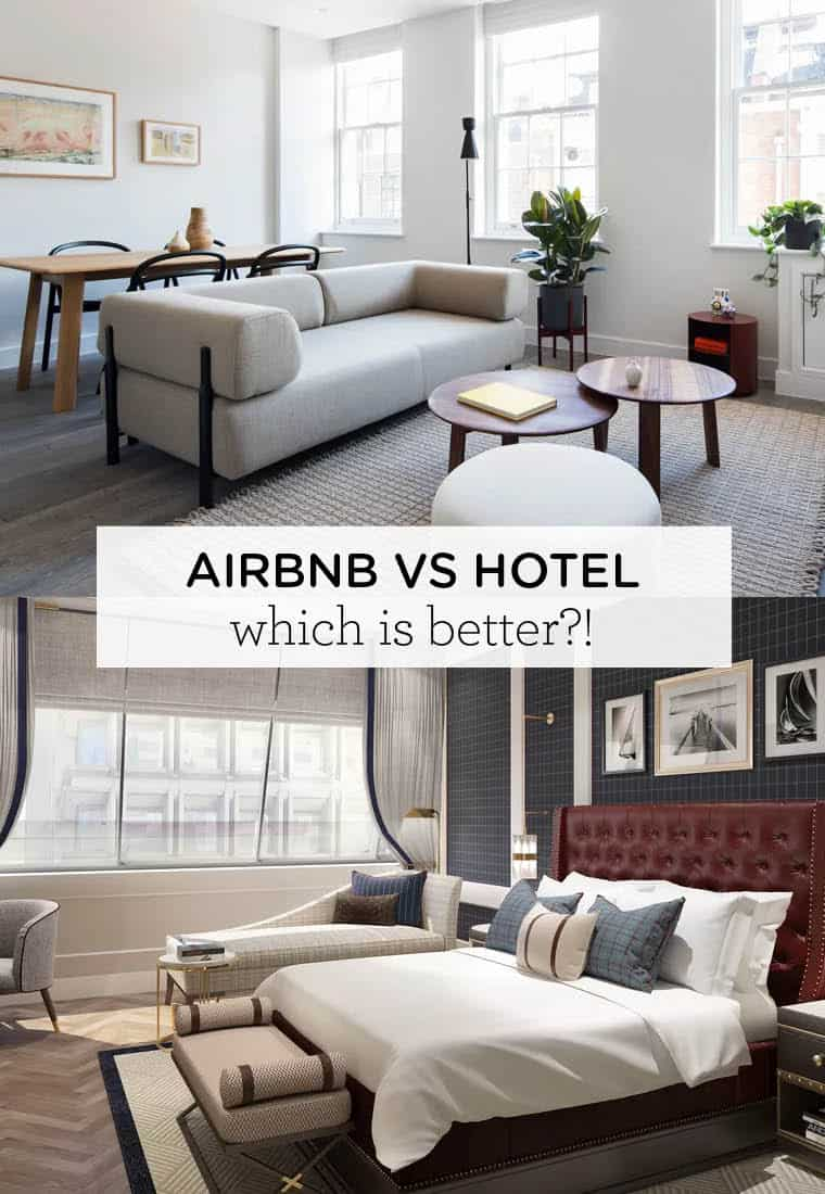 Airbnb vs Hotel Guide