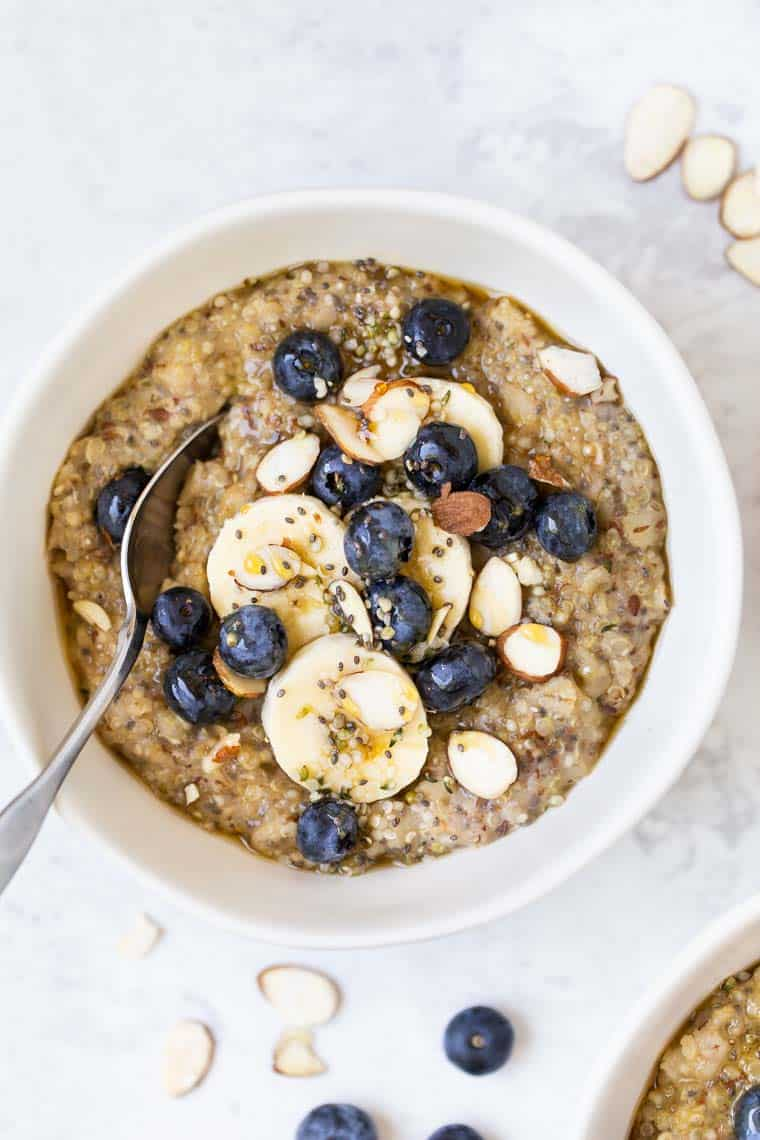 Superfood Quinoa Porridge Recipe
