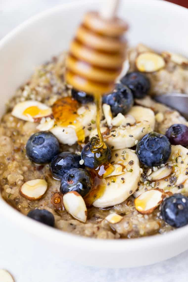 Best Toppings for Quinoa Porridge