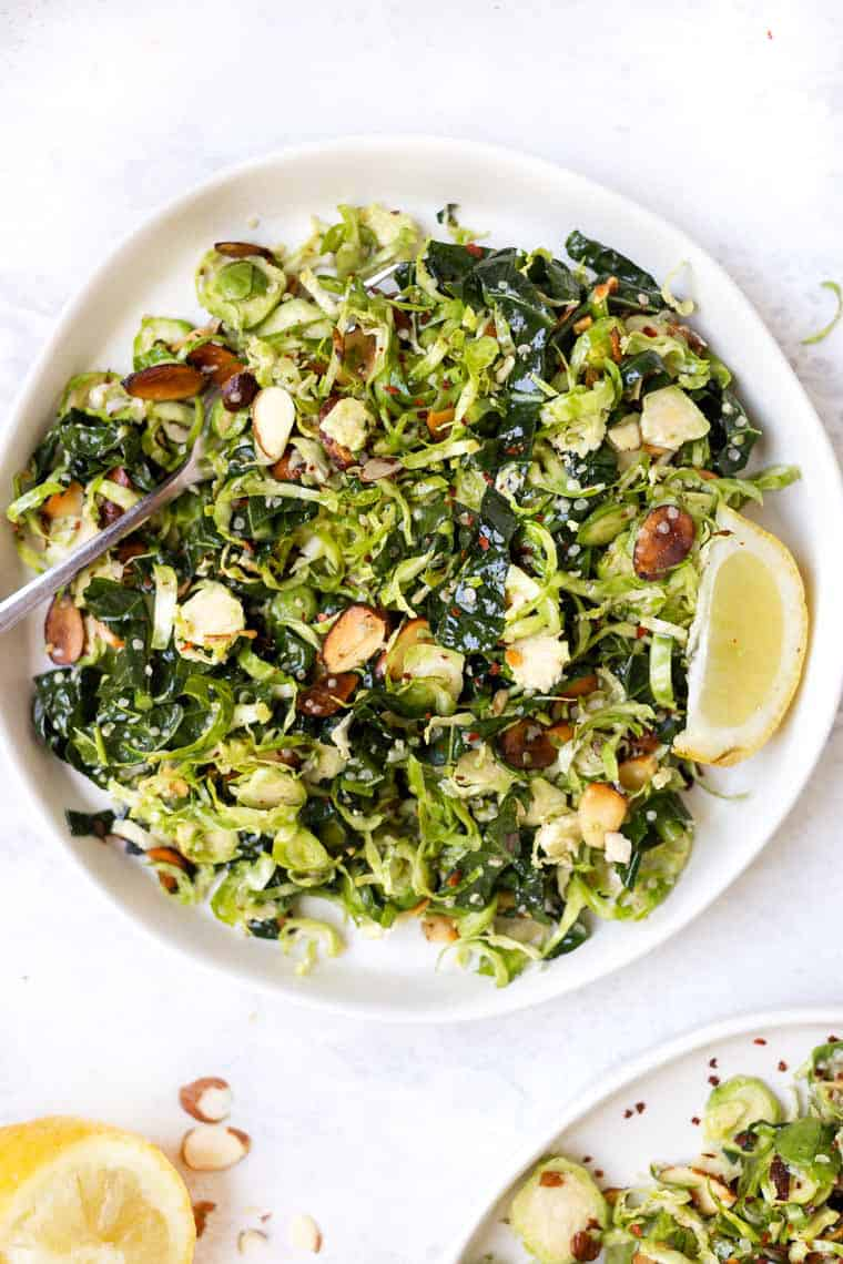 Best Brussels Sprout Salad Recipe